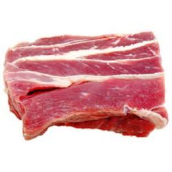 Plat de côtes de bœuf