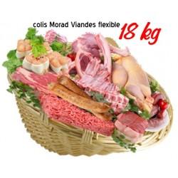 Colis MoradViandes Flexible (18kg)