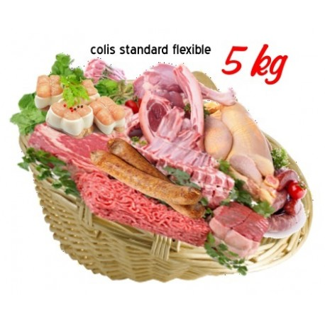 Colis Standard Flexible (5kg)