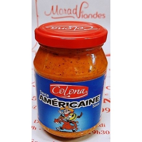 Sauce americaine